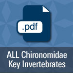 ALL Chironomidae Key Invertebrates.