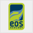 EOS Ecology logo.